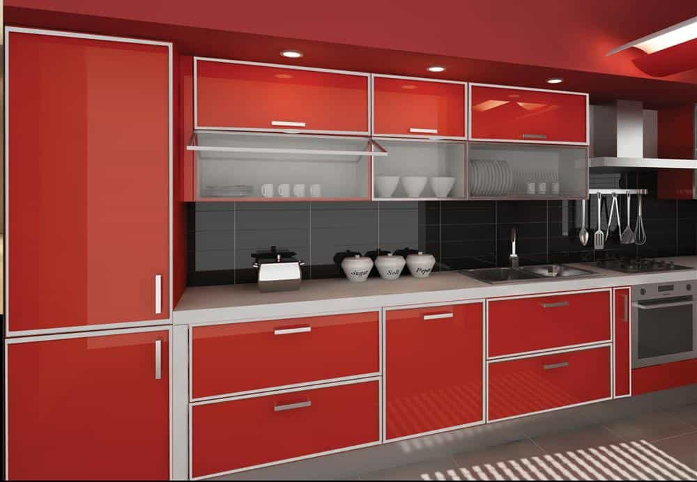 Is Aluminium Kitchen Cabinet Suitable For HDB? - Singapore ...