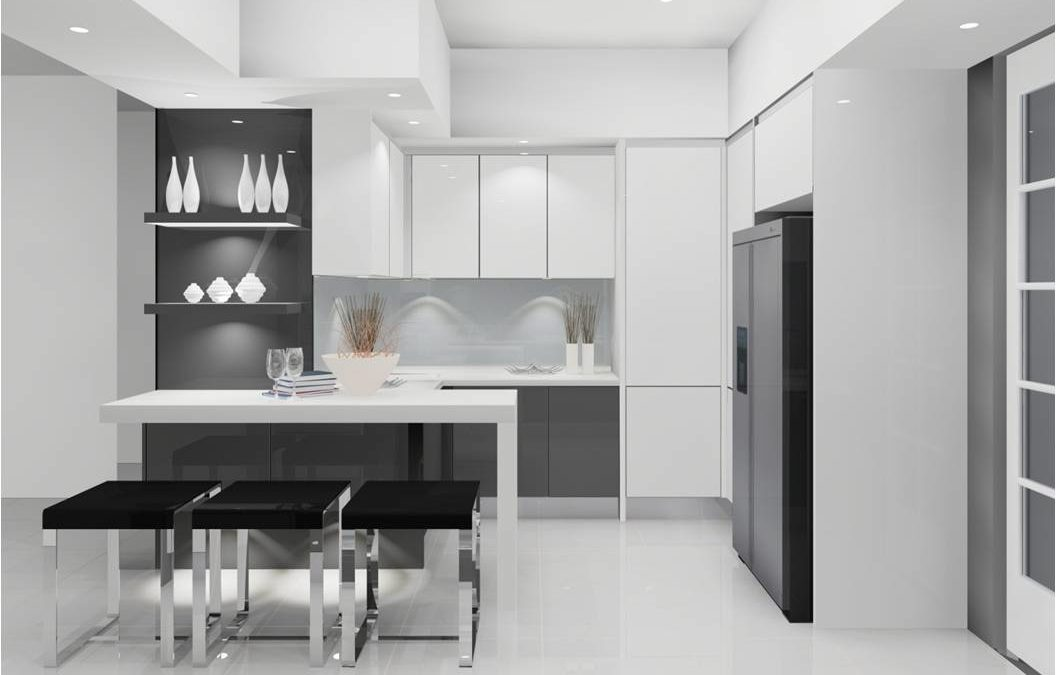 5 Tips When Choosing Custom Made Kitchen Cabinet in ...