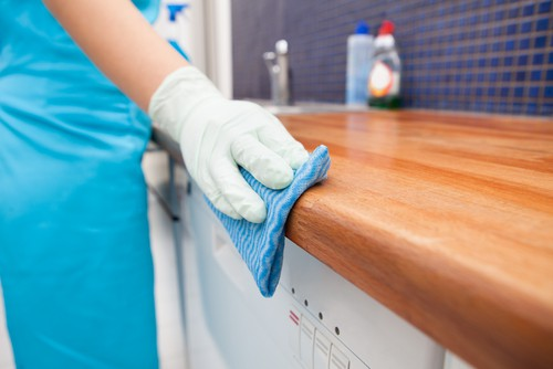 How Often Should I Disinfect My Kitchen Surface